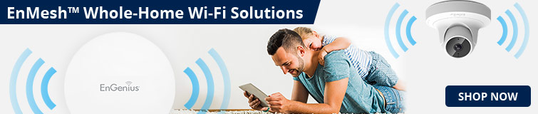 Enmesh Whole Home Wi-Fi Solutions