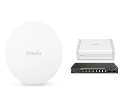 Engenius Indoor Wifi Access Points engenius network management solution bundle with cloud accessibility eap1300 ews2910p and skykey i
