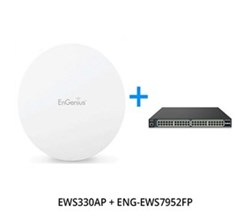 Engenius Indoor Wifi Access Points engenius network management solution with ews7952fp switch ews330ap plus